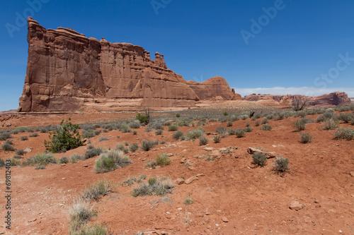 Valokuva  Exploring arches national park