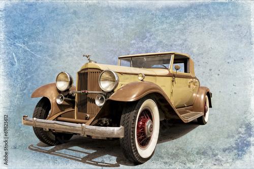 Antique Automobile © Michael Shake