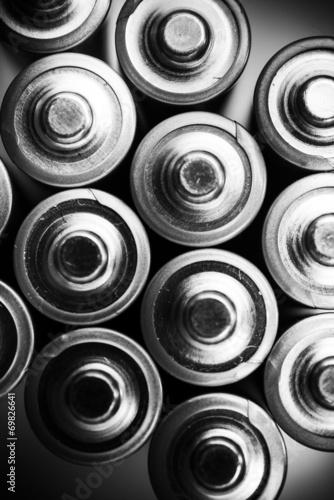 Fotografie, Obraz  Energy Inside the Batteries