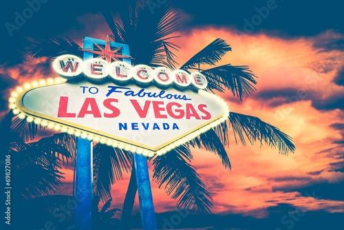 Poster  Las Vegas Concept