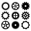 Vector gear wheels