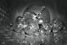 Mirror Christmas Balls