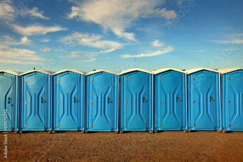 Portable toilets - 69873248