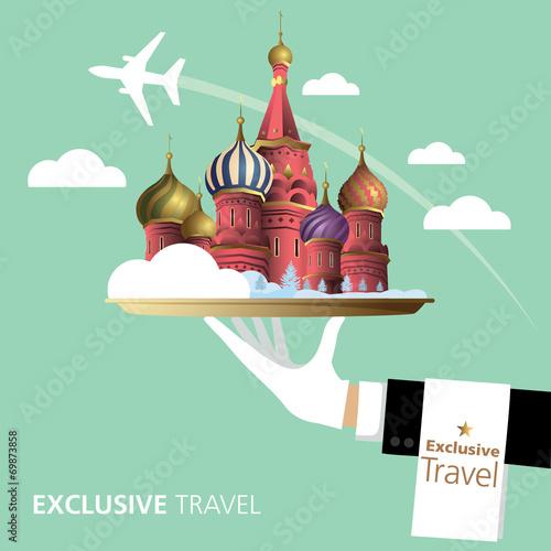 Fotografía  Exclusive Russia