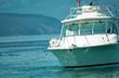 Yacht am Meer