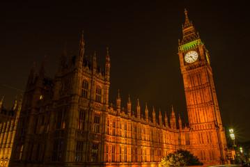 Fototapeta na wymiar London  Big Ben