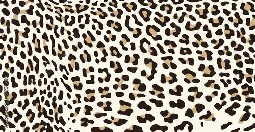 Foto  Tiger fur texture