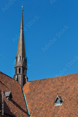 St. Peter's Church in Copenhagen, Denmark Poster