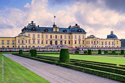 Tela Drottningholm palace