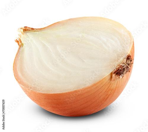 Ripe onion Fototapete