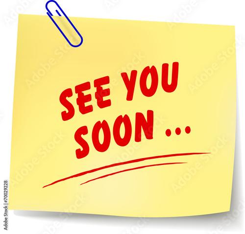 """Résultat de recherche d'images pour """"see you soon"""""""