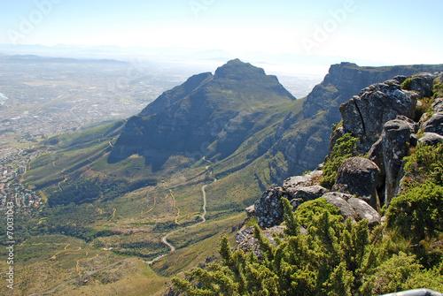 Foto op Plexiglas Zuid Afrika Table Mountain, Cape Town, South Africa