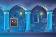 Haunted Castle Interior Theme 1