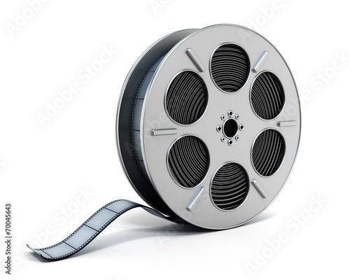 Tablou Canvas Film reel