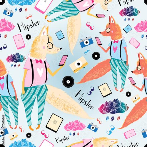 lisy-hipsterzy