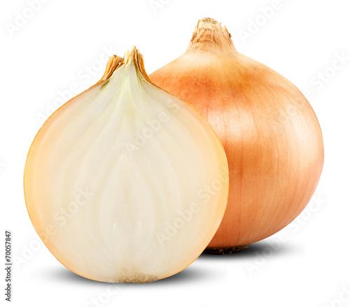 Fotomural onion bulbs