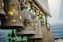 Temple Bell  Thailand