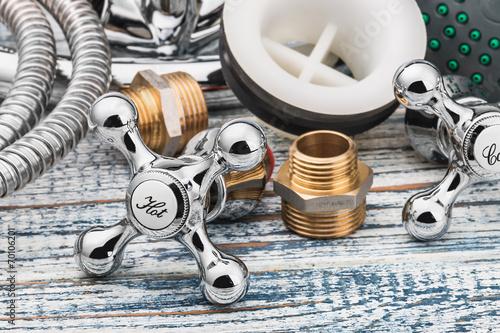 Fotografija plumbing and accessories