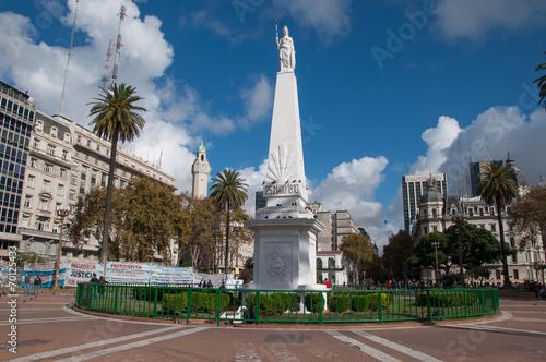 Keuken foto achterwand Buenos Aires Plaza de Mayo