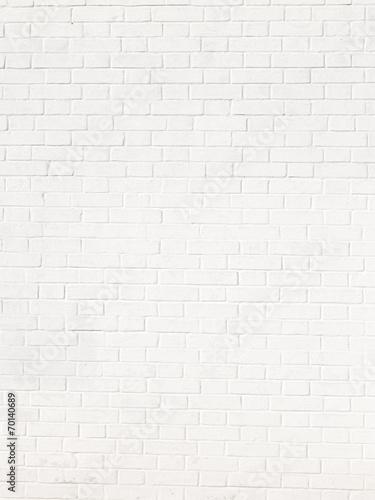 Photo  texture of white brick
