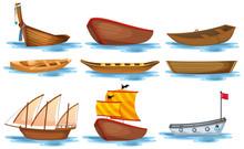 Boat Set