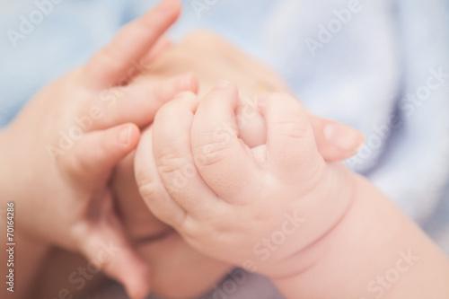 Photo Manos de Madre he hijo