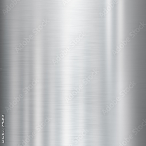 In de dag Metal Shiny metal background texture