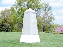 Arlington Cemetery The Third Infantry Division Memorial 2010