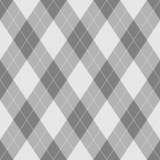 Seamless argyle pattern. Diamond shapes background. - 70199225
