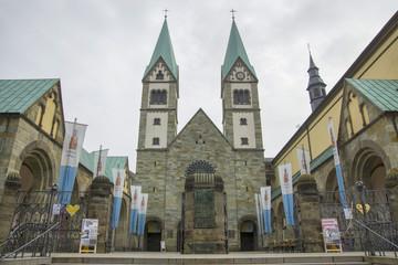 Bazylika pielgrzymkowa Nawiedzenia Najświętszej Marii Panny w Werl, Niemcy