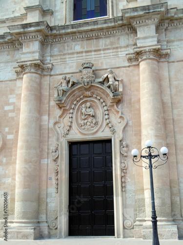 Fotografie, Obraz  Chiesa della Grazia - Galatina
