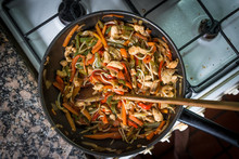 Cooking Thai, Chop Suey. Real ...
