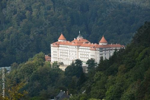 Fotografie, Obraz  Karlovy Vary.