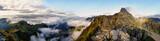 Panorama of the surrounding area Swinica, Tatra Mountains