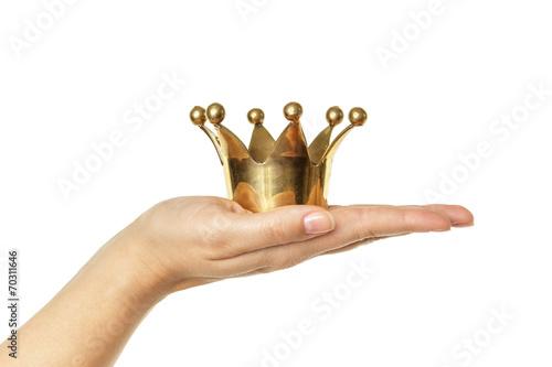 Valokuva  Der Kunde ist König