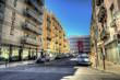 Romantic Lisbon street