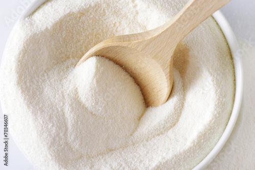 Foto op Aluminium Spa Whole milk powder