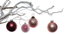 Twig With Baubles