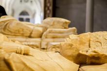 Bishop Tomb In Toledo Cathedra...