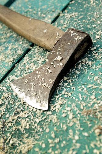 Fototapety, obrazy: cutting, tools, work, dangerous, sharp, crafts,