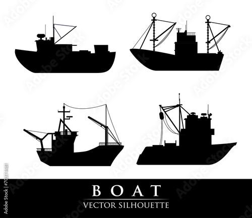 Fotografia boat design