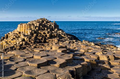 Fotografie, Obraz  Giant's Causeway, Northern Ireland