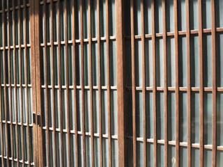 建具の入り口