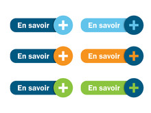 "Bouton Web ""EN SAVOIR  "" (à P..."