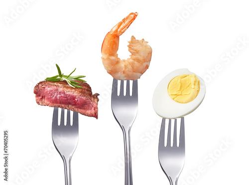 Gesunde Proteine