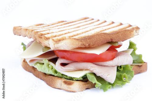 Fotografie, Tablou  sandwich