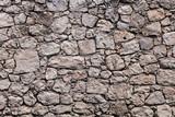 Fototapeta Kamienie - Real stone wall texture
