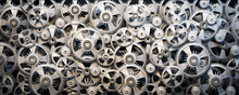 Gears And Cogwheels