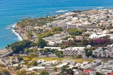 """""""Le Barachois"""", Saint-Denis, île De La Réunion"""