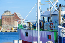 Fischereihafen Von Kohlberg, P...